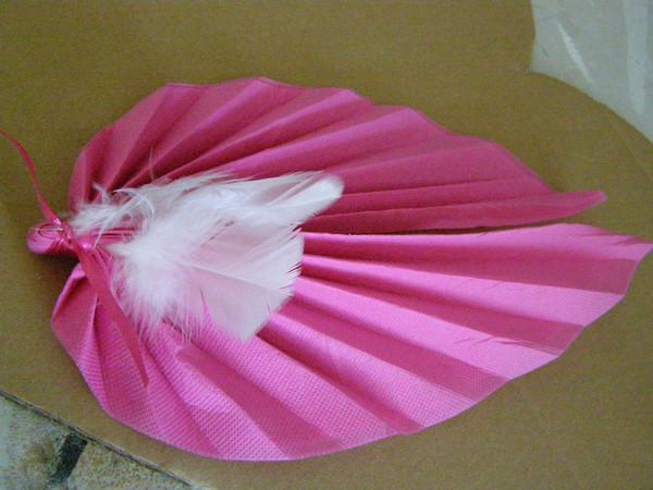 Pliage des serviettes - Pliage de serviette pour mariage ...