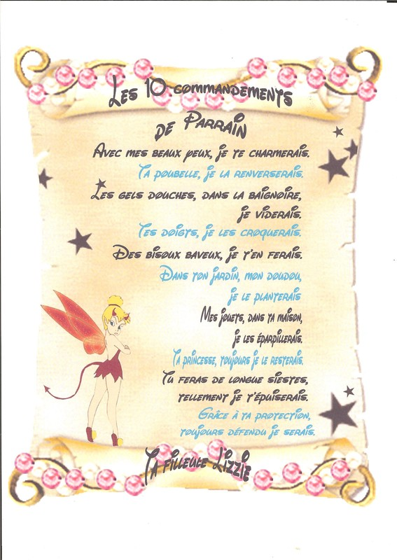 Turbo 10 commandements de Parrain SN11