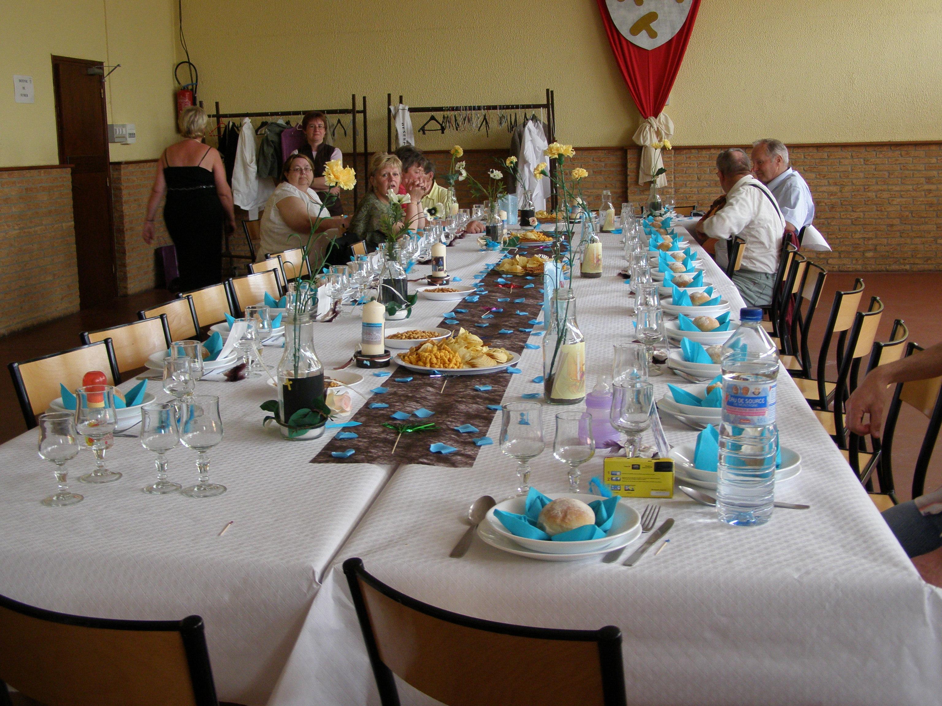Deco communion - Decoration de table pour communion garcon ...
